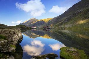 Balea Lake - Roemenië foto