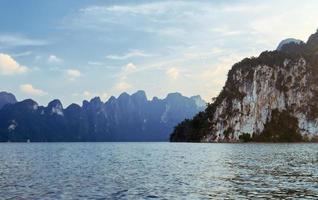 Lake Khao Sok