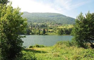Pliva Lake foto