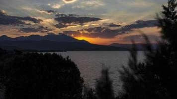 Beysehir-meer, Konya foto