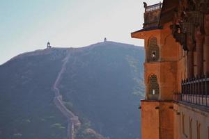Amber Fort, Rajasthan foto