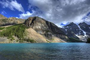Rocky Mountains, British Columbia, Canada.