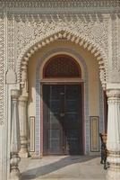 stadspaleis complex in jaipur foto