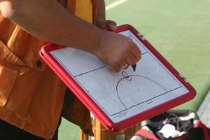 game Plan foto