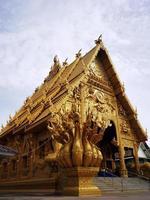 boeddhistische tempel wat si phan ton foto