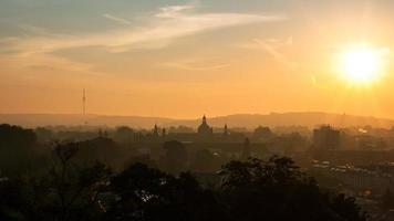 skyline potsdam, Duitsland foto