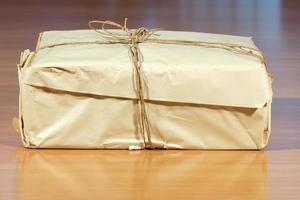 papieren pakket