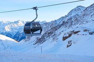 skilift in bergen