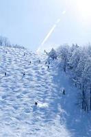 skigebied foto
