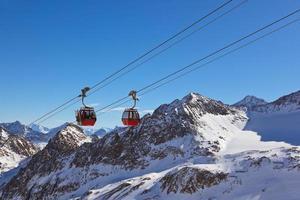bergen skigebied - Innsbruck Oostenrijk