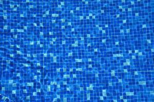 het zwembad foto