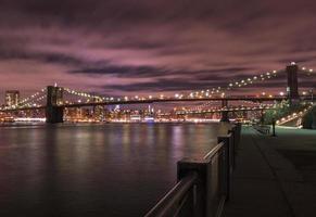 wandelen in Brooklyn foto