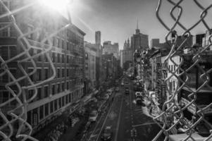 Chinatown, New York City foto