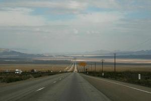 snelweg naar Vegas