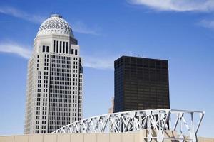 wolkenkrabbers in Louisville foto