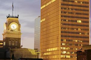 historisch stadhuis in Louisville foto