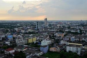 uitzicht over bangkok foto