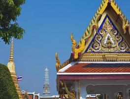 groot paleis, bangkok foto