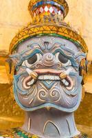 demonenbeschermer bij wat phra kaew