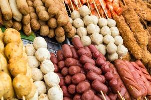 markt eten foto
