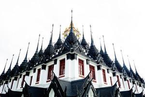 ijzeren paleis bangkok stad thailand foto