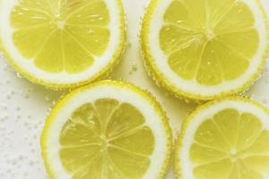 schijfje citroen foto