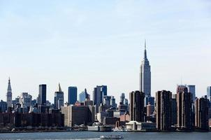 New York uitzicht foto