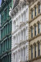 architectuur van New York foto