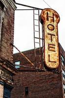 hotel teken
