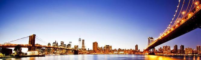lager Manhattan foto