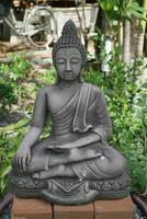het standbeeld van Boedha in Thailand