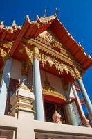 Thaise tempel foto