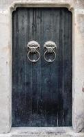 deur klopper foto
