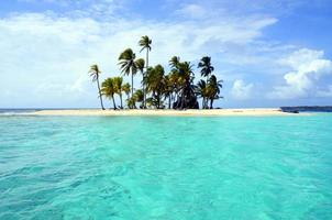 kuna yala - eiland san blas foto