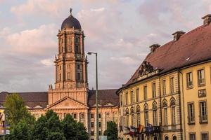 altes stadthaus in berlijn, duitsland foto