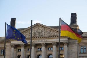bundesrat - federale raad, berlin, duitsland foto