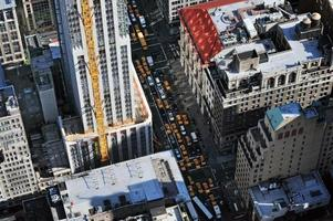 reizen foto's van new york - manhattan foto