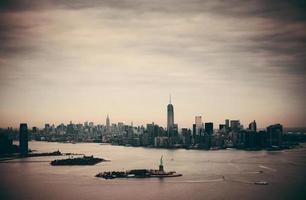 Manhattan antenne foto
