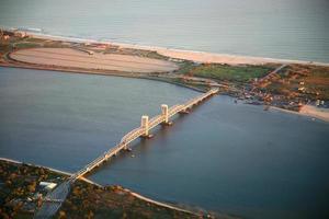lange eilandbrug foto