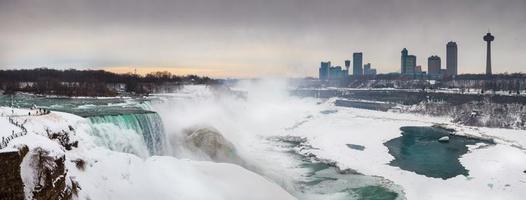 Niagra watervallen foto
