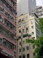 hong kong huizen foto