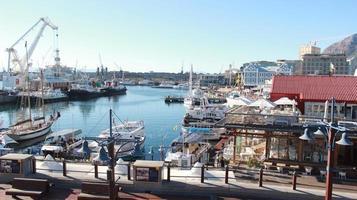 waterkant Kaapstad foto