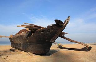 vissersboot foto