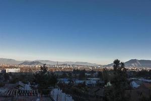 Santiago, Chili foto