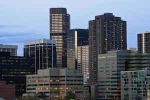 Downtown Denver, Colorado foto