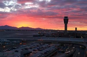 luchthaven foto