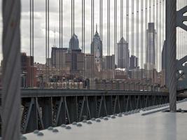Philadelphia regen foto