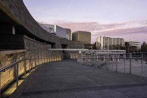 het centrum van San Jose foto