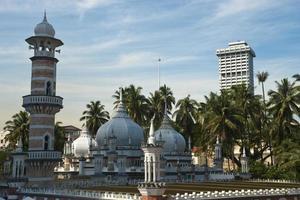 masjid jamek kuala lumpur foto