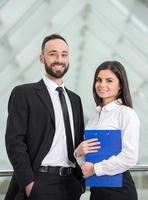 mensen uit het bedrijfsleven foto